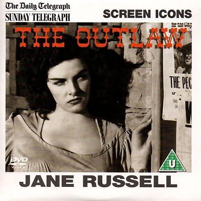 Used, The Outlaw (Jane Russell) - DVD for sale  Shipping to South Africa