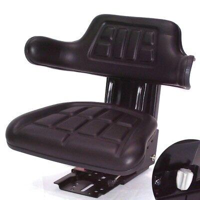 Traktorsitz Schleppersitz Staplersitz Minibagger Aufsitzmäher Gabelstapler Sitz