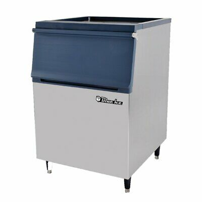 Blue Air Blib-500s 30 414 Lbs Ice Storage Bin With Top Hinged Front Door