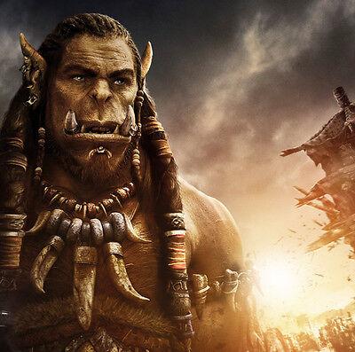 Toby Kebbell spielt den Orc Durotan. (© Universal / Legendary Pictures)