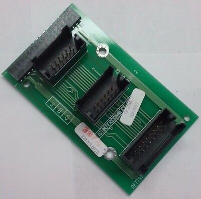 Tls-350 Veeder Root 329263-002 Is Interconnect Board Gilbarco Tls-350 Plus 350r
