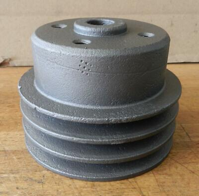 Clark Forklift Continental Engine Used Water Pump Pulley F4293 4-18 Diameter