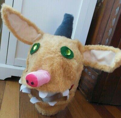 Zelda Custom Made Costume Head Child size BoKoblin w/ pig nose Anime - Kids Customes