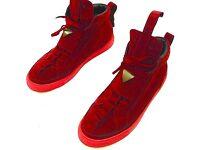 PATRICK MOHR TRUE RED K1X MK4 TRAINERS UK 10 EU 45