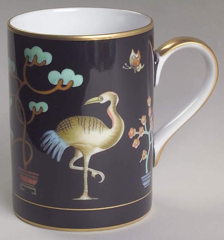 Fitz & Floyd Chinoiserie Mug 126858