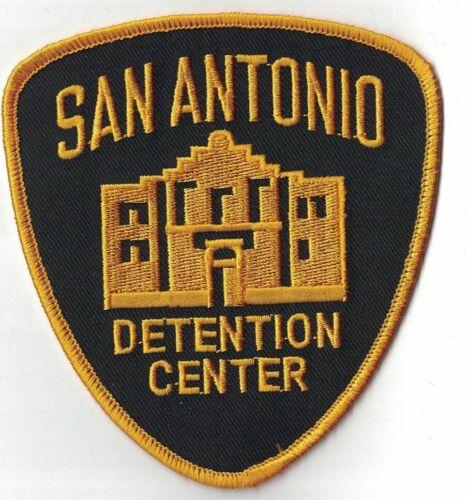 San Antonio Detention Center TX Texas Police Patch