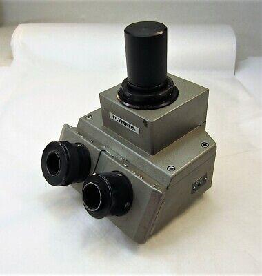 Olympus Trinocular Microscope Head
