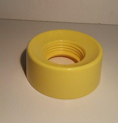 Cuisinart Smartpower Blender SPB 7 Replacement Part Jar Locking Ring Yellow (Cuisinart Rings)