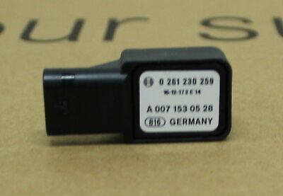 A0071530528 orig Mercedes Druck Sensor Fühler Saugrohr Ladeluft druck viele PKW