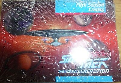 TC 1993 Star Trek The Next Generation Behind The Scenes 39 Card Limited Edition
