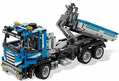 Lego Technic - 8052 Container Truck -- with Instructions and Power Functions