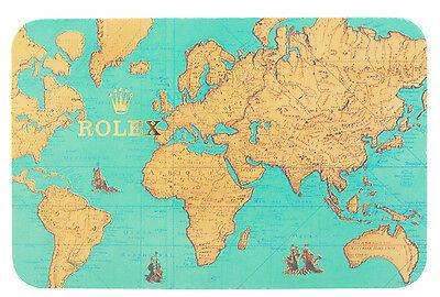 Rolex original 1999-2000 calendar card
