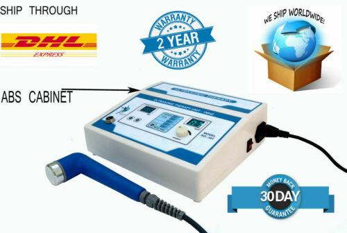 Ultrasound 1-MHZ Multi Therapy Unit : PHYSIOZENEX UST-101 Digital Display Unit-R