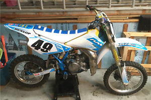 Motocross suzuki rm85 prix négociable