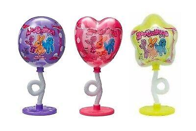 Zooballoos Cuties Everlasting Baloon Animals Figures (Lot of 3) (Baloon Animals)