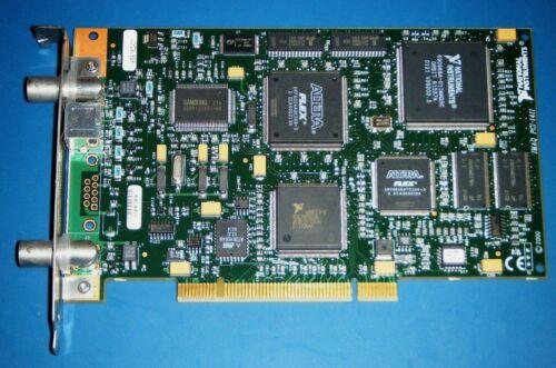 NI PCI-1411 Color Monochrome IMAQ NTSC S-VIDEO National Instruments *Tested*