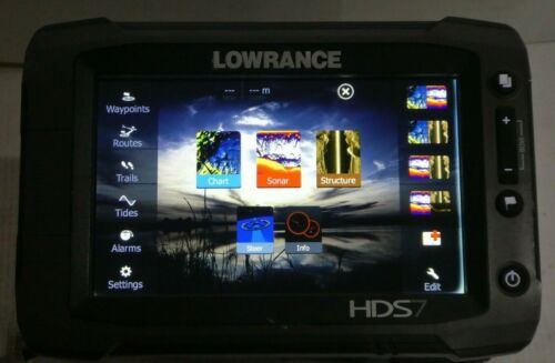 Lowrance HDS 7 Touch Fishfinder Gen 2 GPS lowrance FREE SHIPPING!!