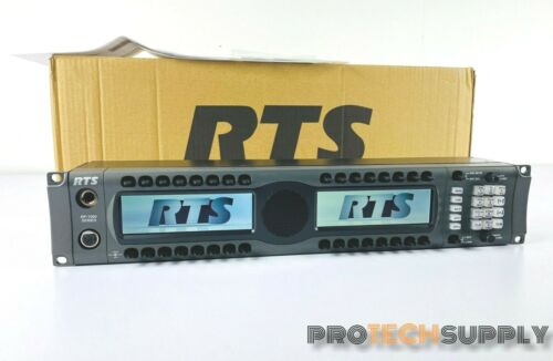 NEW RTS RP-1000 Series Key Panel Expansion Intercom RP 1232 Classic