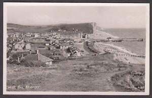 Postcard West Bay near Bridport Dorset RP