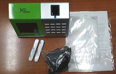 Ngteco Desktop Time Clock Wifi Biometric Fingerprint Attendance Terminal Machine