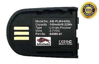 avimabasics Battery for Plantronics Savi WH500 W440 - 84598-01 82742