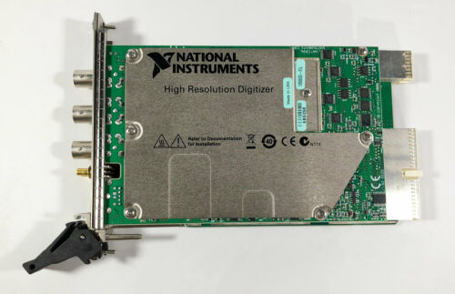 National Instruments NI PXI-5142 100 MS/s, 14-Bit OSP Oscilloscope/Digitizer