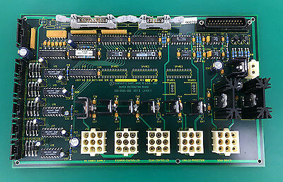 Compucyte Icys 250-0025-000 Icolor Imaging Cytometer Power Distribution Board