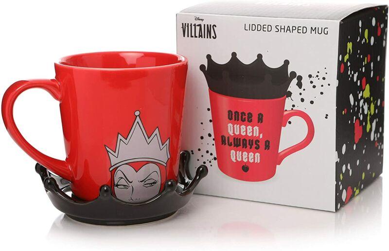 Disney Villains Shaped Mug Evil Queen