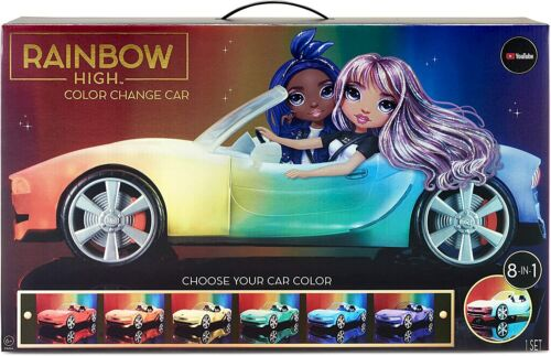 Rainbow High Color Changing Car (IN HAND)