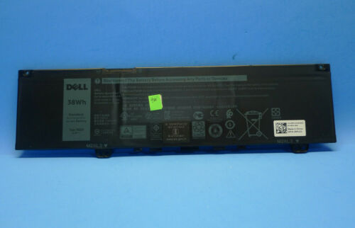 New Genuine Dell Inspiron 13 7370 / 7373 38Wh 3-cell Laptop Battery RPJC3 F62G0