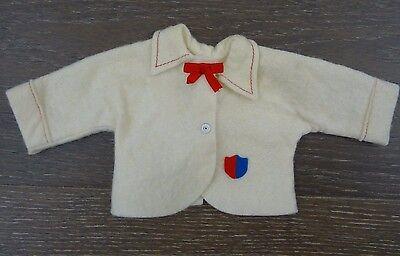 Vintage Vogue Doll Tagged Jacket