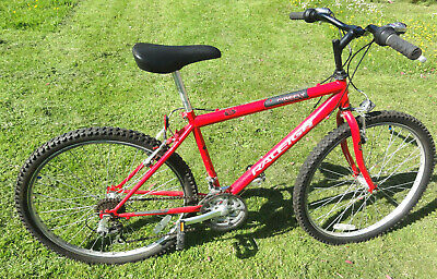 Mountain Bike Raleigh Firefly - red - good condition - COLLECT ROTHERHAM