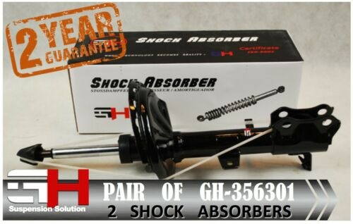 2 BRAND NEW REAR  SHOCK ABSORBERS FOR LEXUS RX300 4WD 02.2003- /  GH-356301H /