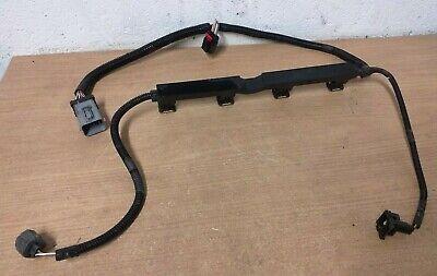 Ford Fiesta MK6 1.25 Petrol Fuel Injector Wiring Loom Harness