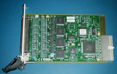 NI PXI-6508 96-Bit TTL Digital IO Module, National Instruments *Tested*