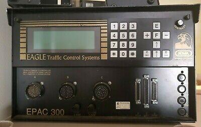 Siemens Eagle Epac3608m40 Traffic Controller Epac 300