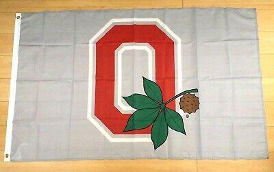 Ohio State University Buckeyes 3x5 ft Flag NCAA