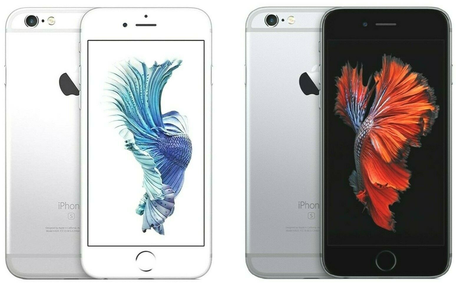 Apple iPhone 6S, 6S Plus Spacegrau Smartphone Handy ohne Simlock TOP Zustand