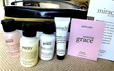 - Philosophy Moisturizer Shower Gel Cleanser Amazing Grace and more