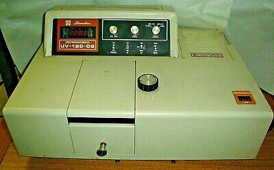 Shimadzu Uv-120-02 Spectrophotometer