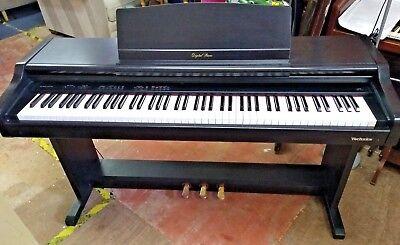 Contemporary TECHNICS SX-PX55 88 Key Electric / Digital Piano / Keyboard - H46