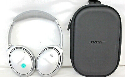 Bose QuietComfort 35 Series II Wireless Headphones- Silver (39-4B)