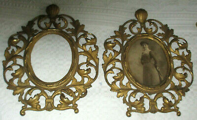 Picture Frames Victorian Oval Picture Frame Vatican
