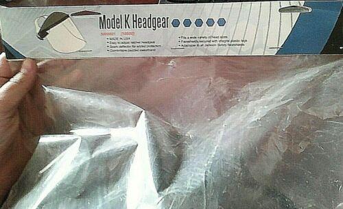 Model K Headgear Easy to Adjust Ratchet Strap 3000001    V