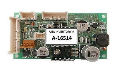 Kawasaki 50999-2873r01 Robot Interface Board Pcb Working Surplus
