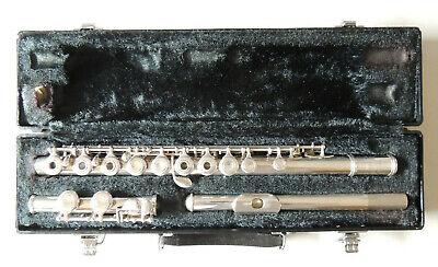 Yamaha 285SII Open Hole Flute Ser 314339 Good Condition d'occasion  Expédié en Belgium