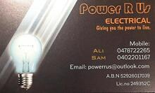 Local electrician licence SAVE$$$$$$ Campbelltown Campbelltown Area Preview
