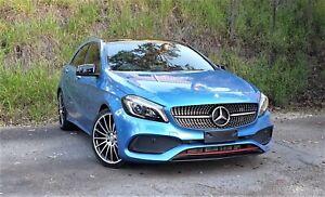 2016 Mercedes-Benz A-Class SPORT