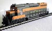 Proto 2000 Locomotives