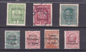 lotto-Venezia-Tridentina-NUOVI-e-USATI-con-varieta-alto-valore-complessivo
